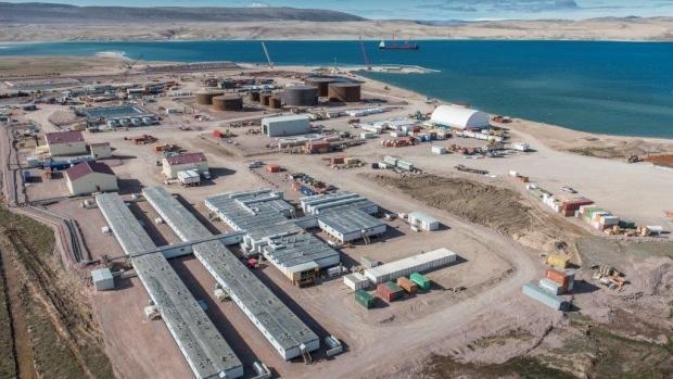Un partenariat avec Baffinland